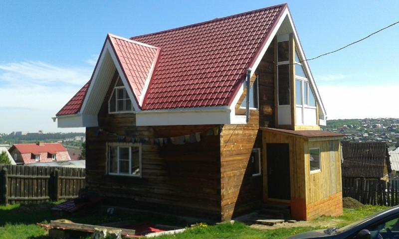 <p>&quot;Проект дома я придумывал сам. Мне как художнику это было интересно&quot;</p>