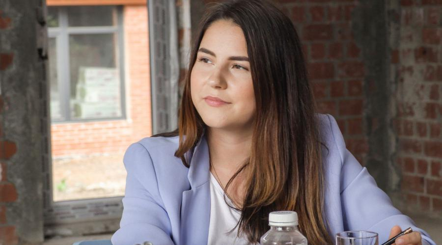 <p><strong>Дарья Володичева (маркетолог проекта поселок-парк &laquo;Горизонт&raquo;)</strong></p>