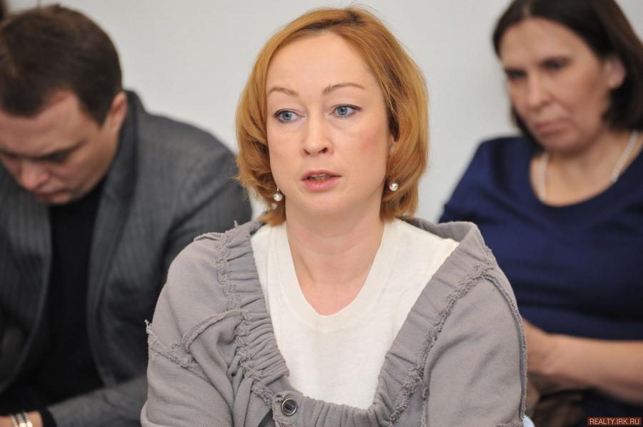 <p>Оксана Лобова, заместитель председателя Байкальского банка ПАО Сбербанк,&nbsp;фото - Д.Свищев</p>