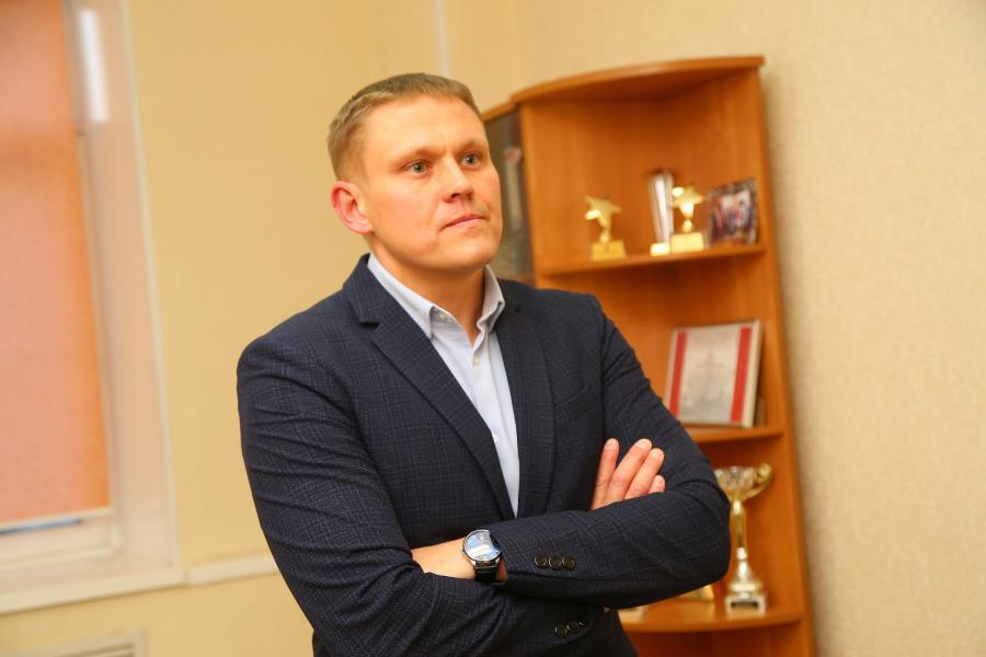 <p>А.Халтурин(фото А. Федорова)</p>