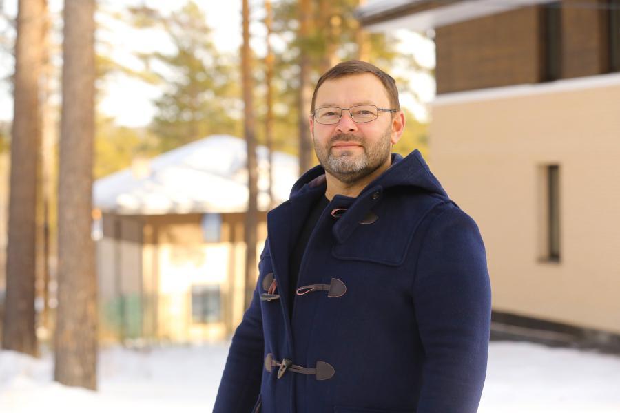 <p>Дмитрий Кузнецов. Фото А. Федорова</p>