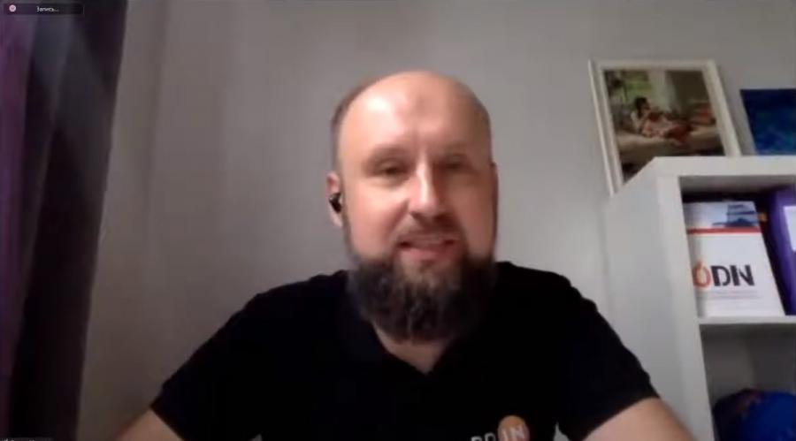 <p>Денис Иванов, ODIN</p>