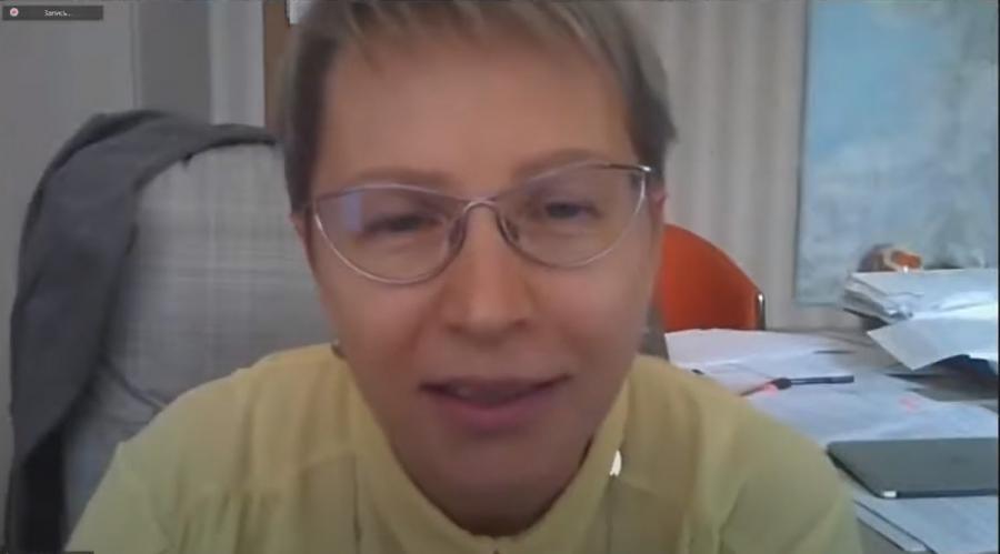 <p>Ирина Ольшанникова,АО «Российский Аукционный Дом»</p>