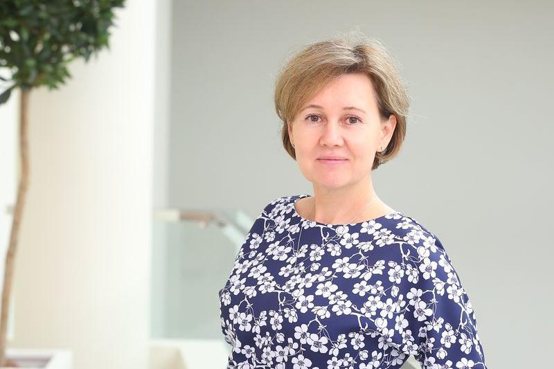 <p>Татьяна Галущенко. Фото А. Федорова</p>