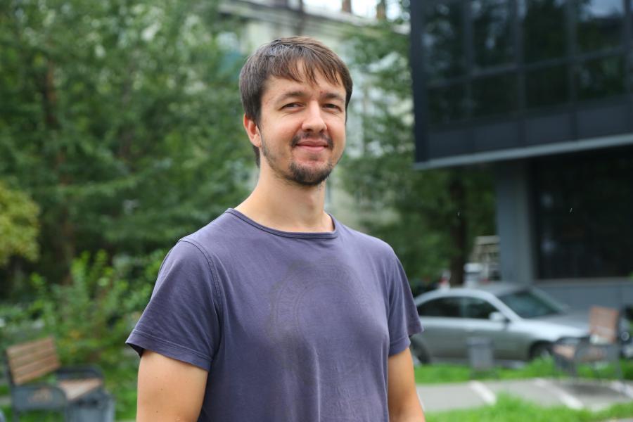 <p>Юрий Алемовский. Фото А. Федорова</p>