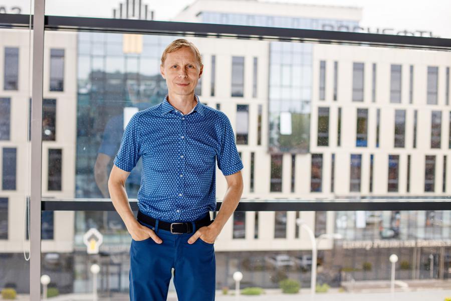 <p>Андрей Ефимов,генеральный директор ГК PROSTOR GROUP. Фото из архива компании.</p>