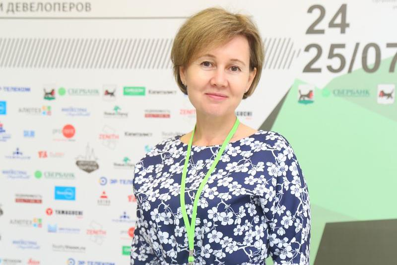 <p>Татьяна Галущенко,заместитель руководителя Байкальского представительства РГУД(Иркутск). </p>